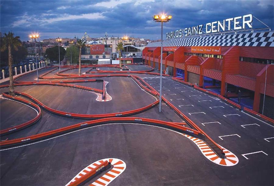 Nuevo Karting Carlos Sainz | Actualidad