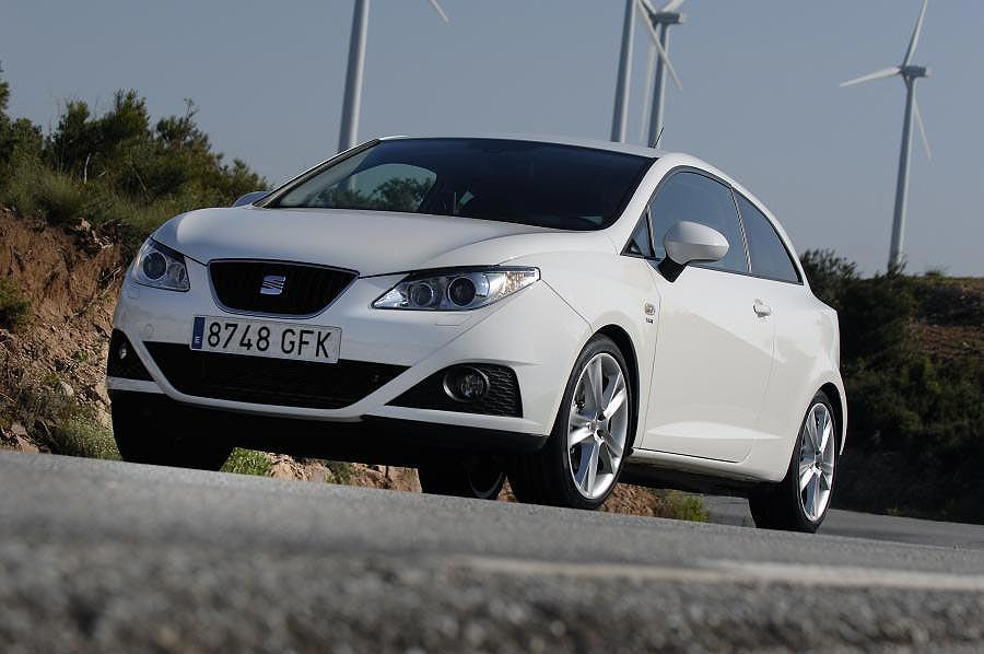 seat ibiza 1 6 tdi 105 cv actualidad. Black Bedroom Furniture Sets. Home Design Ideas