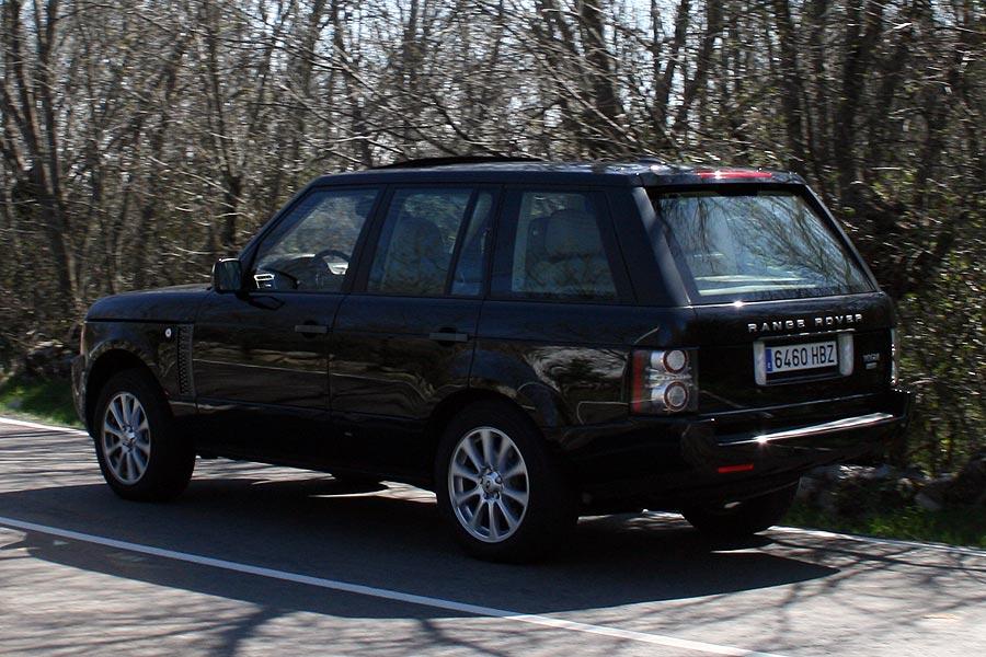 Range Rover San Antonio Autos Post