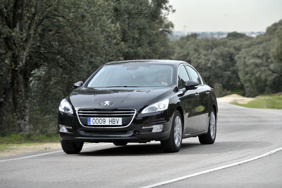 Peugeot 508 1.6 THP 156 CV | Autocasion.