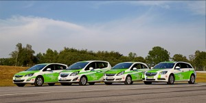 El modelo forma parte de la gama ecoFLEX de Opel.