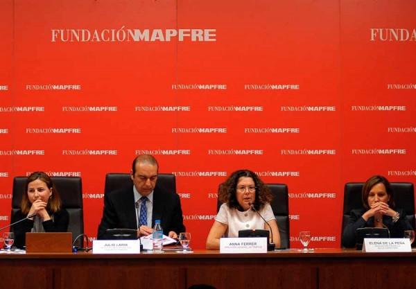 La Fundación Mapfre organiza la segunda Jornada Divulgativa sobre Seguridad Vial.
