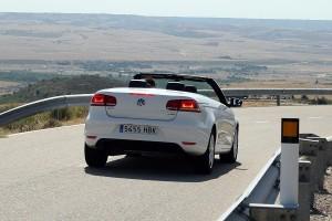 Probamos el Volkswagen Eos 2.0 TDI BlueMotion Technology 140 CV DSG ...