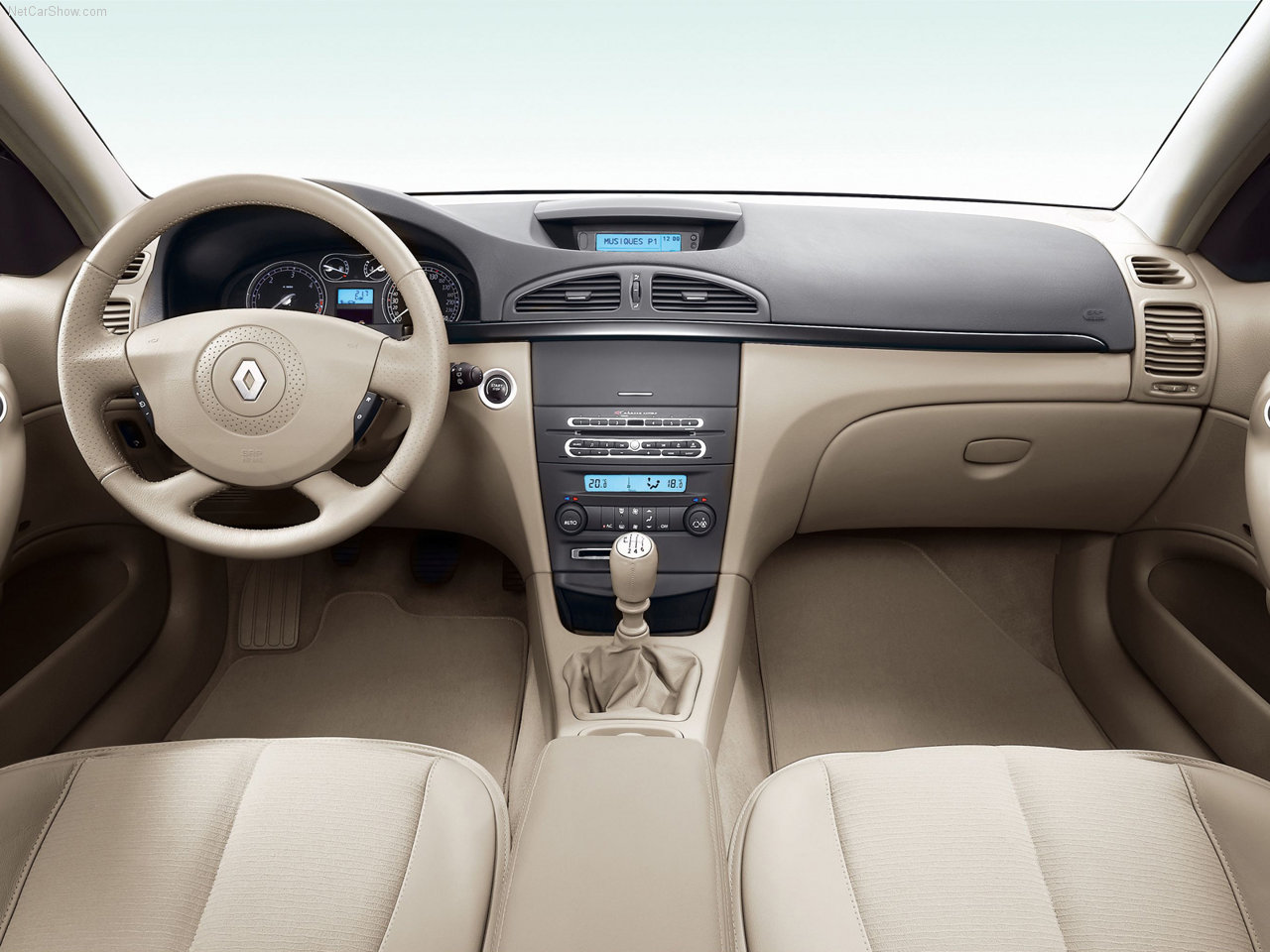 car picker renault laguna interior images