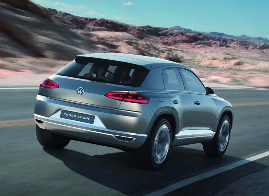 Audi y Volkswagen trabajan en nuevos SUV | Autocasion.
