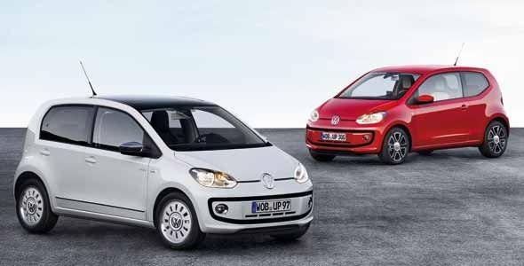 Volkswagen Up! 5 puertas, en julio