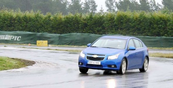 Chevrolet Cruze diésel 163 CV LTZ, te lo contamos todo