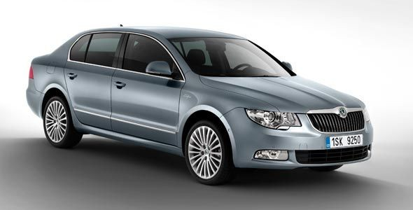 Skoda Superb Laurin & Klement