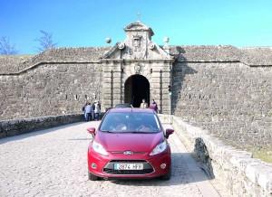 Ford Fiesta 1.6 TDCi 95, Valença, Rubén Fidalgo