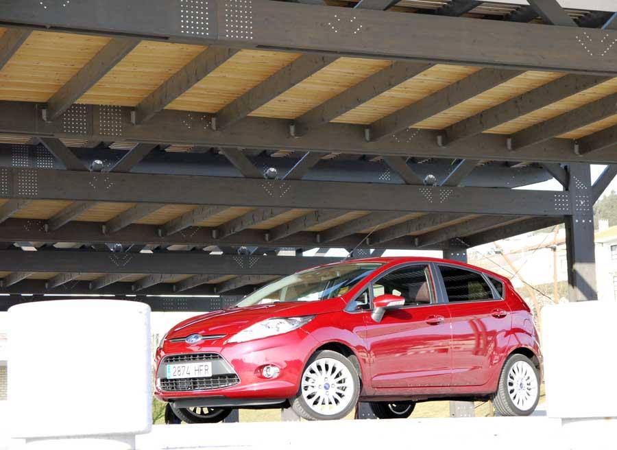 Ford Fiesta 1.6 TDCi Vilanova Cerveira, Rubén Fidalgo