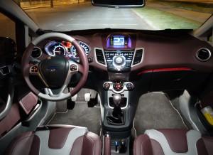 Ford Fiesta 1.6 TDCi cortesia, Rubén Fidalgo