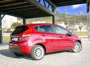 Ford Fiesta 1.6 TDCi, Vilanova de Cerveira, Rubén Fidalgo