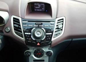 Ford Fiesta TDCi Sony, Rubén Fidalgo