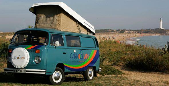 Vacaciones sobre ruedas: ¡alquila una autocaravana!