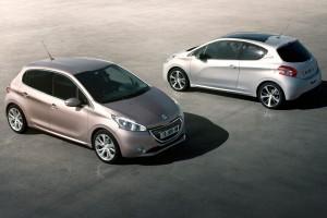 Peugeot 208, 3 y 5 puertas