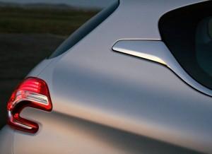 Peugeot 208, detalle