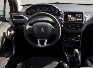 Peugeot 208, interior
