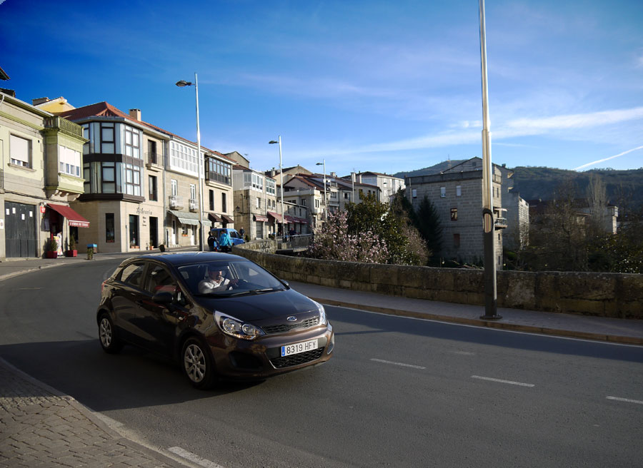 Kia Rio Concept 1.2 CVVT, Allariz, Rubén Fidalgo