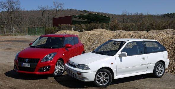 Suzuki Swift Sport: comparativa