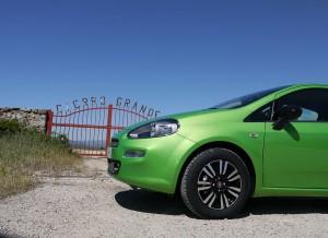 Nuevo Fiat Punto Twinair, Soto del Real, Rubén Fidalgo