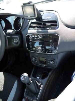 Nuevo Fiat Punto Twinair, interior, Rubén Fidalgo
