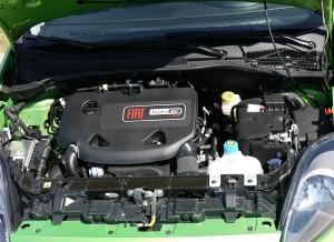Nuevo Fiat Punto Twinair, motor, Rubén Fidalgo