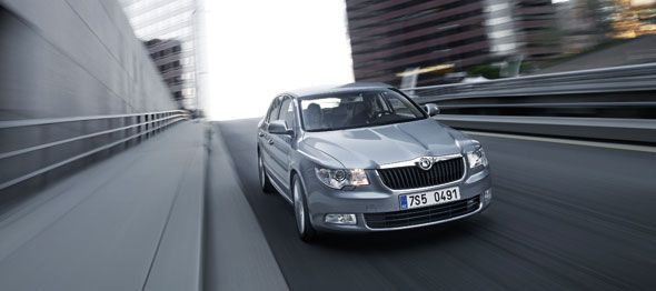 Skoda Superb Limited Edition