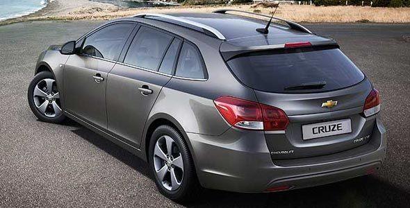 Chevrolet lanza en verano el nuevo Cruze SW