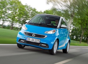 El Smart Fortwo Edition Iceshine está disponible desde 14.490 euros.