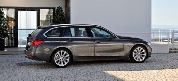BMW Serie 1 3p y BMW Serie 3 Touring: en septiembre