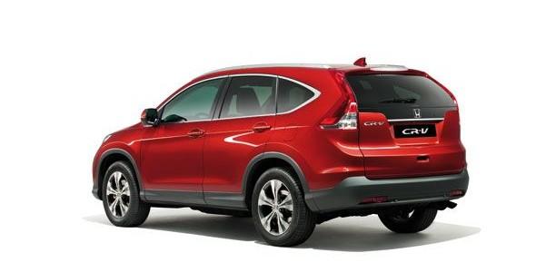 El nuevo Honda CR-V llegará en noviembre a Europa