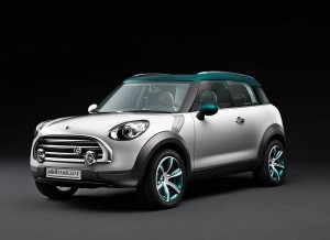 Mini Countryman concept