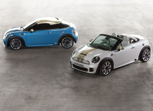 Mini Coupe y Mini Roadster