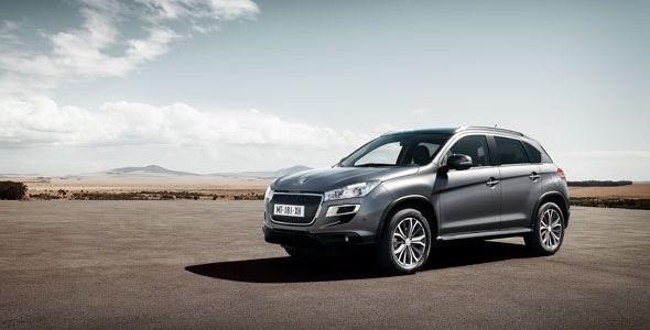 Nuevo Peugeot 4008: el todocamino del león