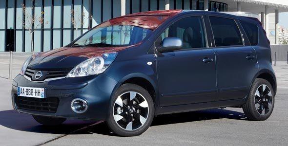 Nissan Note: nueva generación presentada