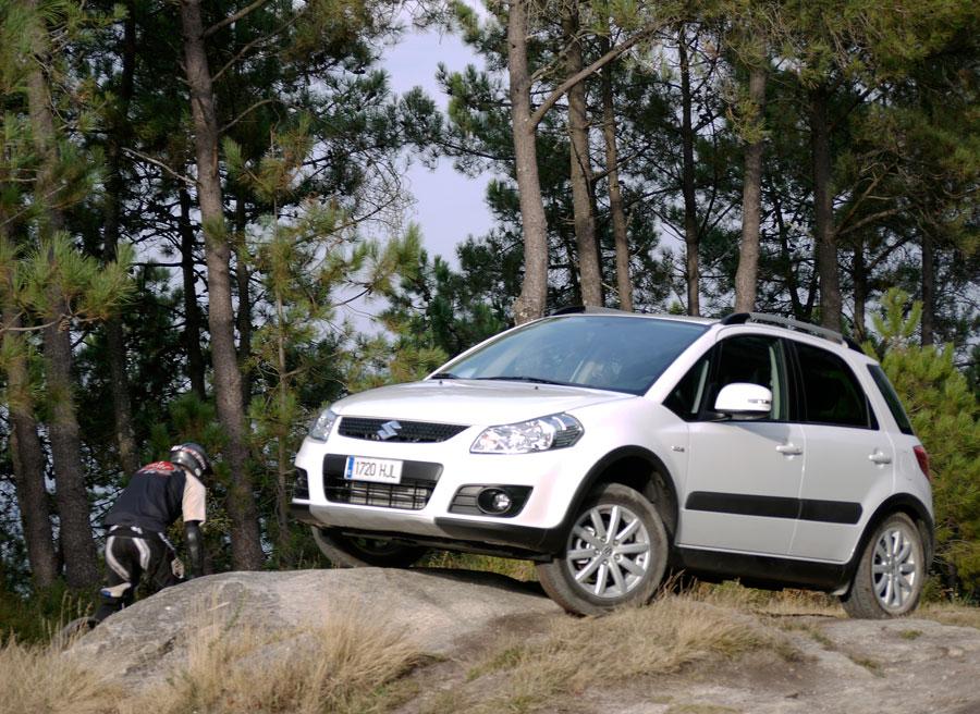 Suzuki SX4 DDIS Takumi, Saians, Rubén Fidalgo