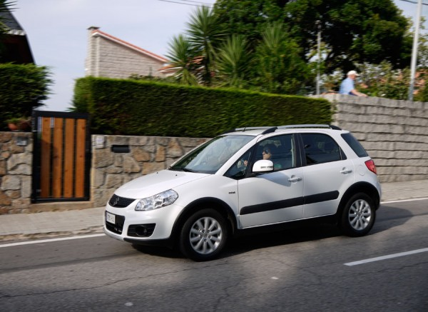 Suzuki SX4 DDIS Takumi, Canido, Rubén Fidalgo