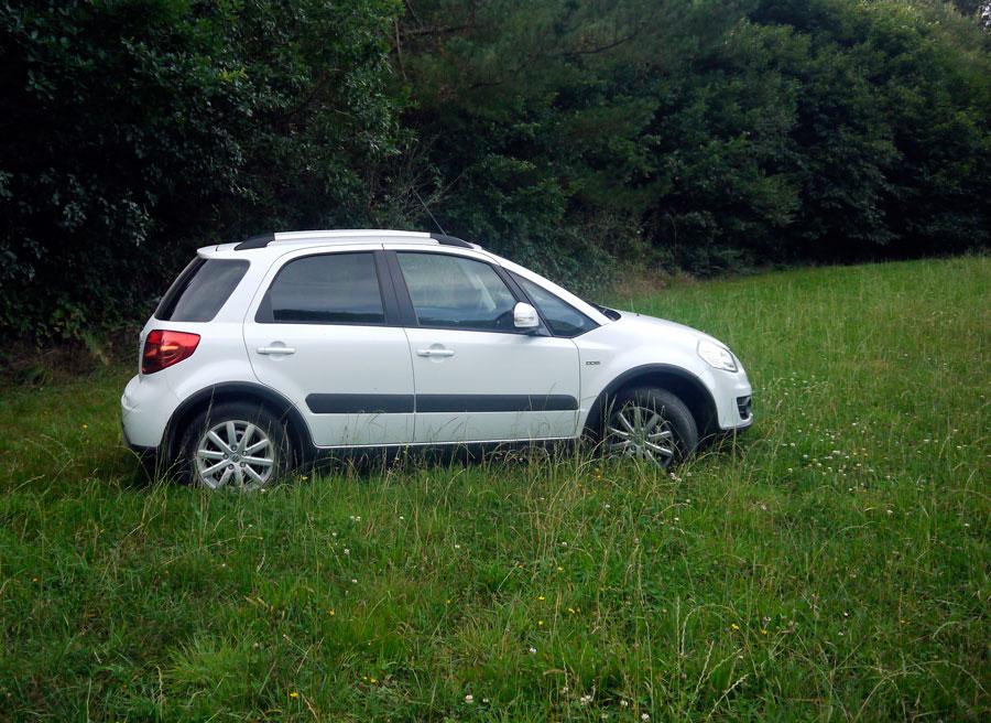 Suzuki SX4 Takumi Diesel, Meira, Rubén