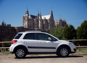 Suzuki SX4 Takumi Diesel, Astorga, Rubén Fidalgo
