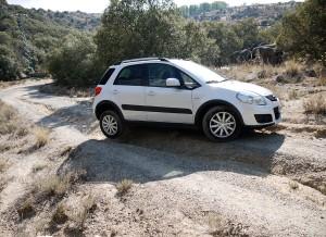 Suzuki SX4 Takumi Diesel, Ávila, Rubén Fidalgo