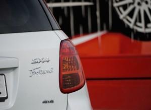 Suzuki SX4 Takumi Diesel, A Pastoriza, Rubén Fidalgo