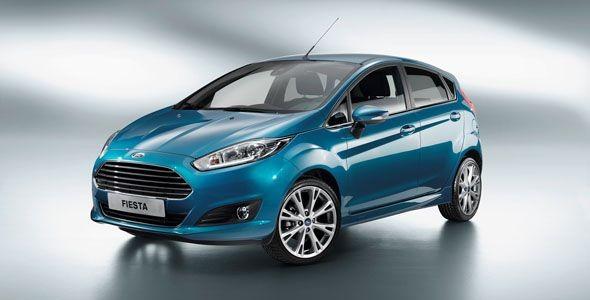 Comienza la producción del Ford Fiesta 2013