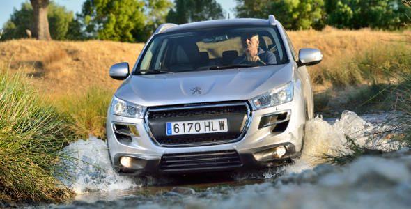 Peugeot 4008: lo probamos