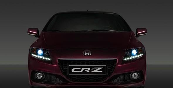 Honda CR-Z y CR-V, protagonistas en el Salón de París