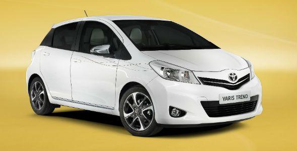 Toyota Yaris Trend, se presenta en el Salón de París
