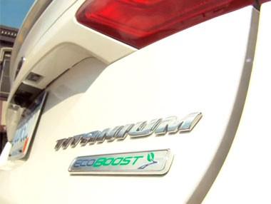 Nuevo Ford Mondeo 2013