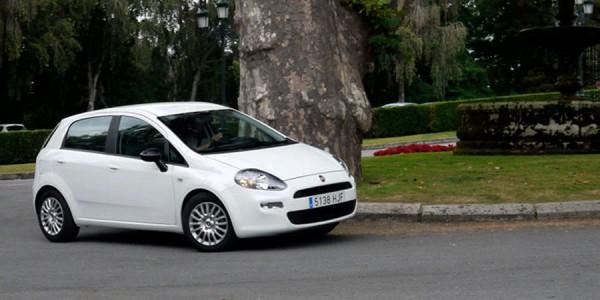 Fiat Punto GLP bi-fuel: prueba… de consumo
