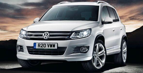Volkswagen Tiguan R-Line: llega a los concesionarios en marzo