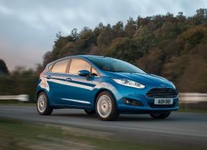 Ford Fiesta, dinámica