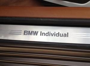 El paquete BMW Individual aporta un plus de clase y elegancia al Serie 6 Gran Coupe.